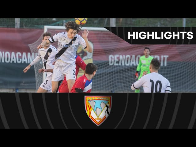 Stag. 2019/2020 - Campomorone Sant'Olcese - Albenga 0-2: gli highlights