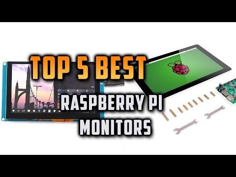 Top 5 Best Raspberry Pi Monitors