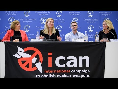 Anti-Nuclear Group Wins Nobel Peace Prize as US Arsenal Expands