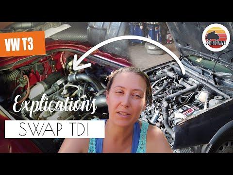 [Swap TDI] EP00 - Résumé des étapes du changement de moteur TDi réalisé sur mon VW T3