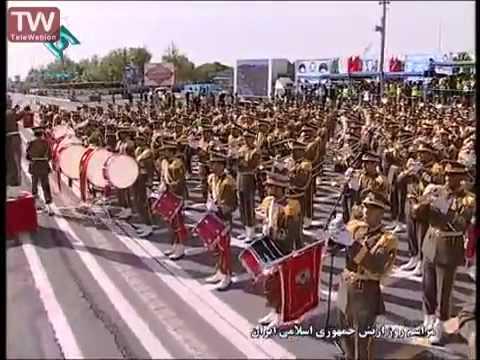 Iran Army Day Parade 2014 - Full رژه بزرگ روز ارتش ایران ۱٣۹۳