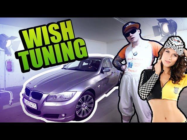 STOKÁRSKY Tuning BMW - Čudné veci z WISH-u