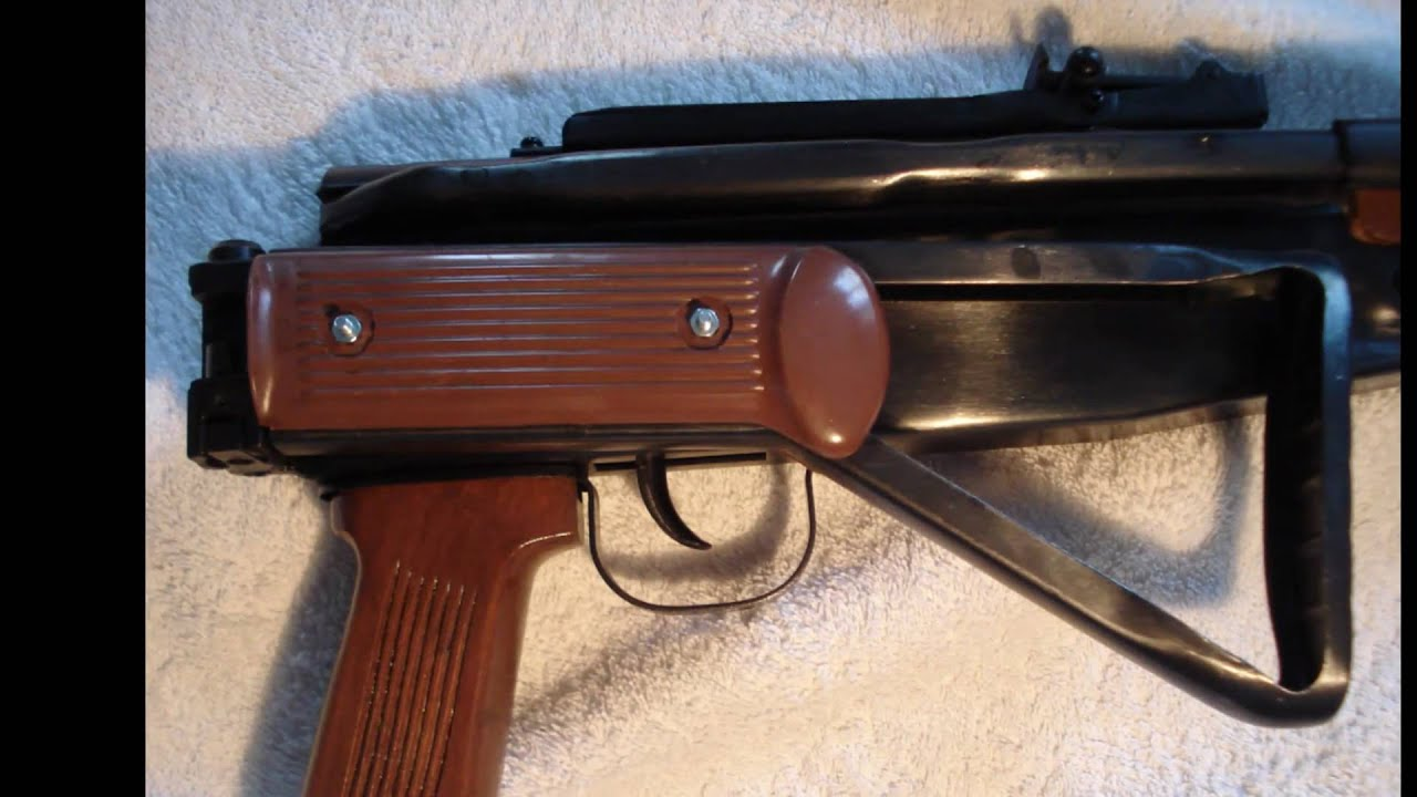 ak 47airgun shooting Xisico XS-B3-1