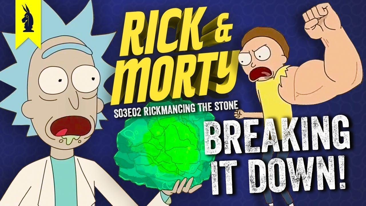 rick and morty is modern life soul crushing season 3 episode 2 breakdown wisecrack quick take