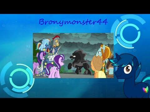 A Brony Reacts  MLP Season 7 Episode 25 & 26 Shadow Play