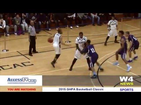 W4 News - GHPA Basketball Classic Weaver vs Middletown