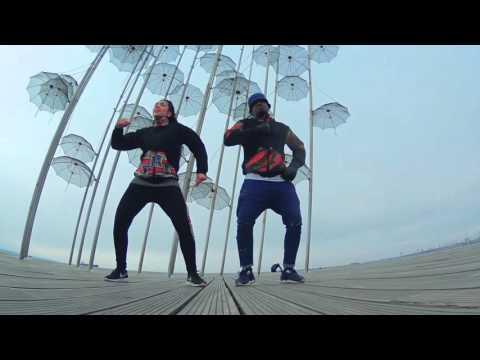 Bisa Kdei - Mansa - Afrobeat official video dance