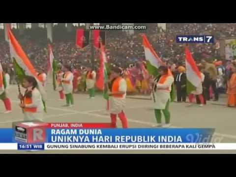 UPDATE- UNIKNYA HARI REPUBLIK INDIA