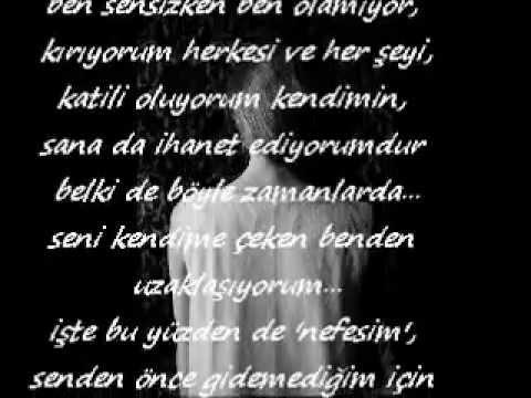quotnefesimquot şiir  kahraman tazeoğlu duygusal şiir 2013
