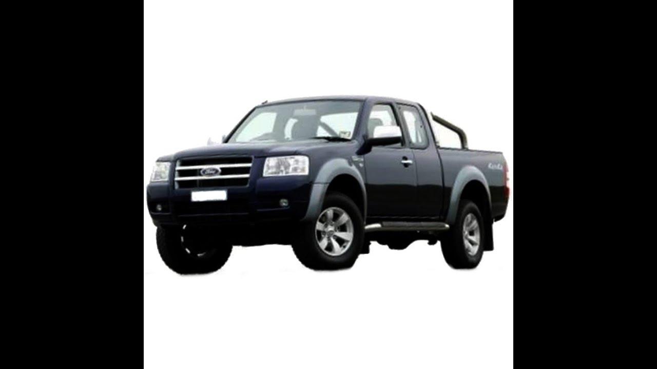 Ford Ranger 2006 2009 Repair Manual Manual Guide