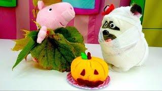 Spielspaß mit Peppa Wutz - Es ist Halloween - Wir brauchen ein Kostüm