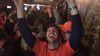 2017 Astros World Series Win Fan Reactions Compilation
