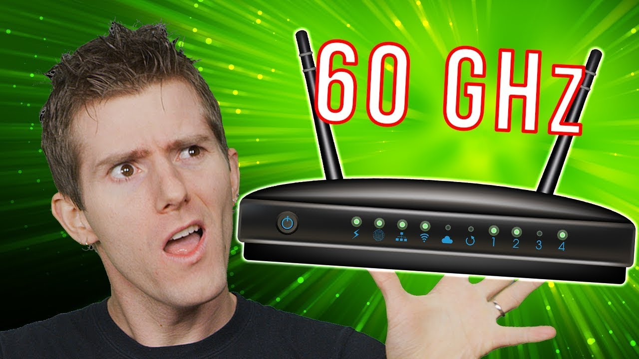 Making Your Wi-Fi 10x FASTER! - WiGig Explained