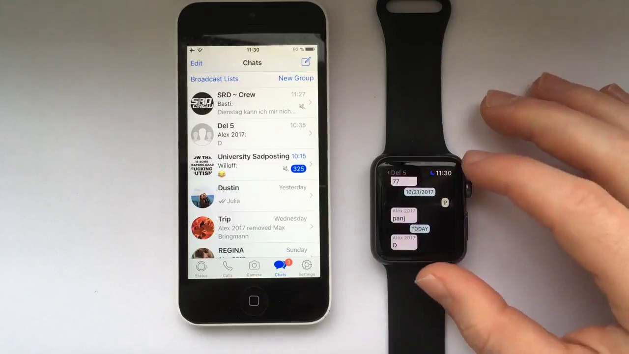 Whatsapp Für Apple Watch
