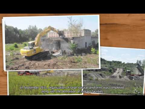 Hungarian Little Plain Life+ Project in 3 min - video with english subtitle