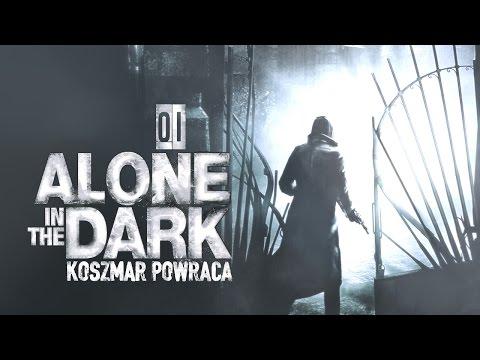 Zagrajmy w: Alone in the Dark 4 #1 - Koszmar powraca (60fps Gameplay PL)