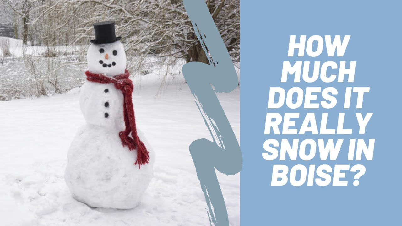 The Truth About Boise Weather
