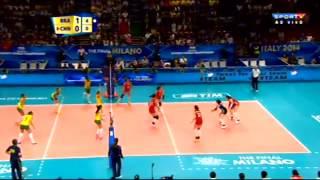 Popular Fernanda Garay & Brazil videos
