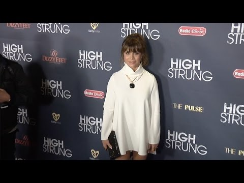 "Paula Abdul ""High Strung"" Los Angeles Premiere"