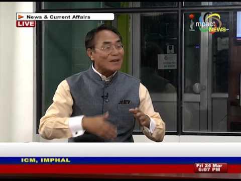 Anti-Corruption cell & corruption free governance : Manung Hutna 24 March 2017