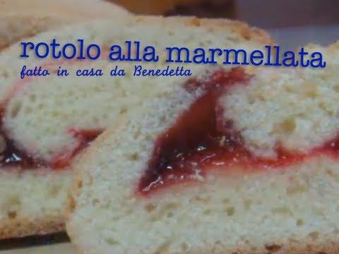 Crostata arrotolata di benedetta ricetta facile rotol for Gnocchi di ricotta fatto in casa da benedetta