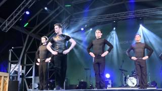 RIVERDANCE at St Patrick