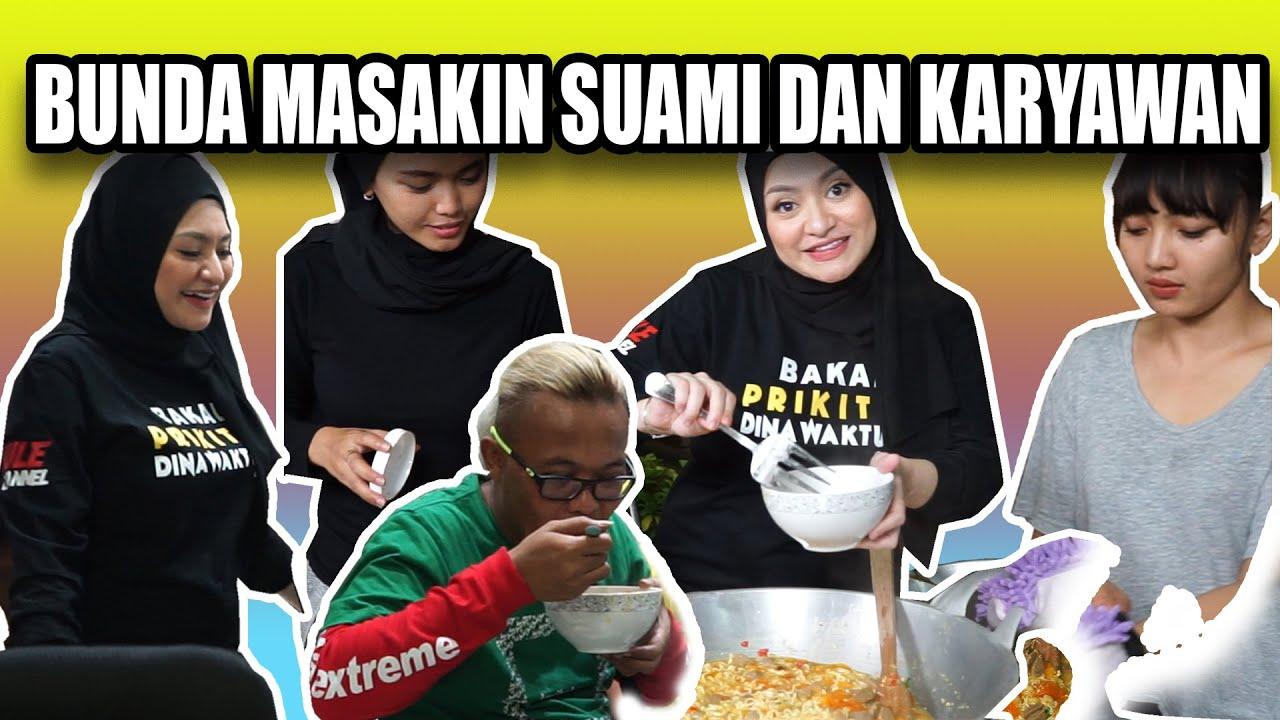 MASAKIN SEBLAK BUAT SEMUA ORANG DI TAMBUN ''RESEP ALA BUNDA'' !!!!! (PART 209)