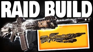 The Division 2 - *NEW* RAID DPS BUILD BEAT ALL BOSSES EASY !!