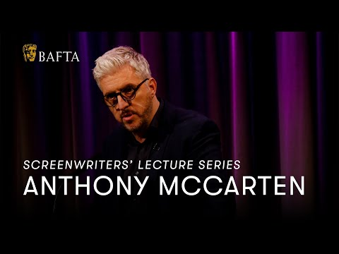 Darkest Hour and Theory of Everything's writer Anthony McCarten  Screenwriters' Lecture