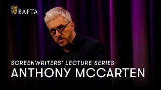 Darkest Hour and Theory of Everything's writer Anthony McCarten | Screenwriters' Lecture