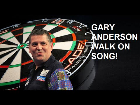 gary anderson walk on