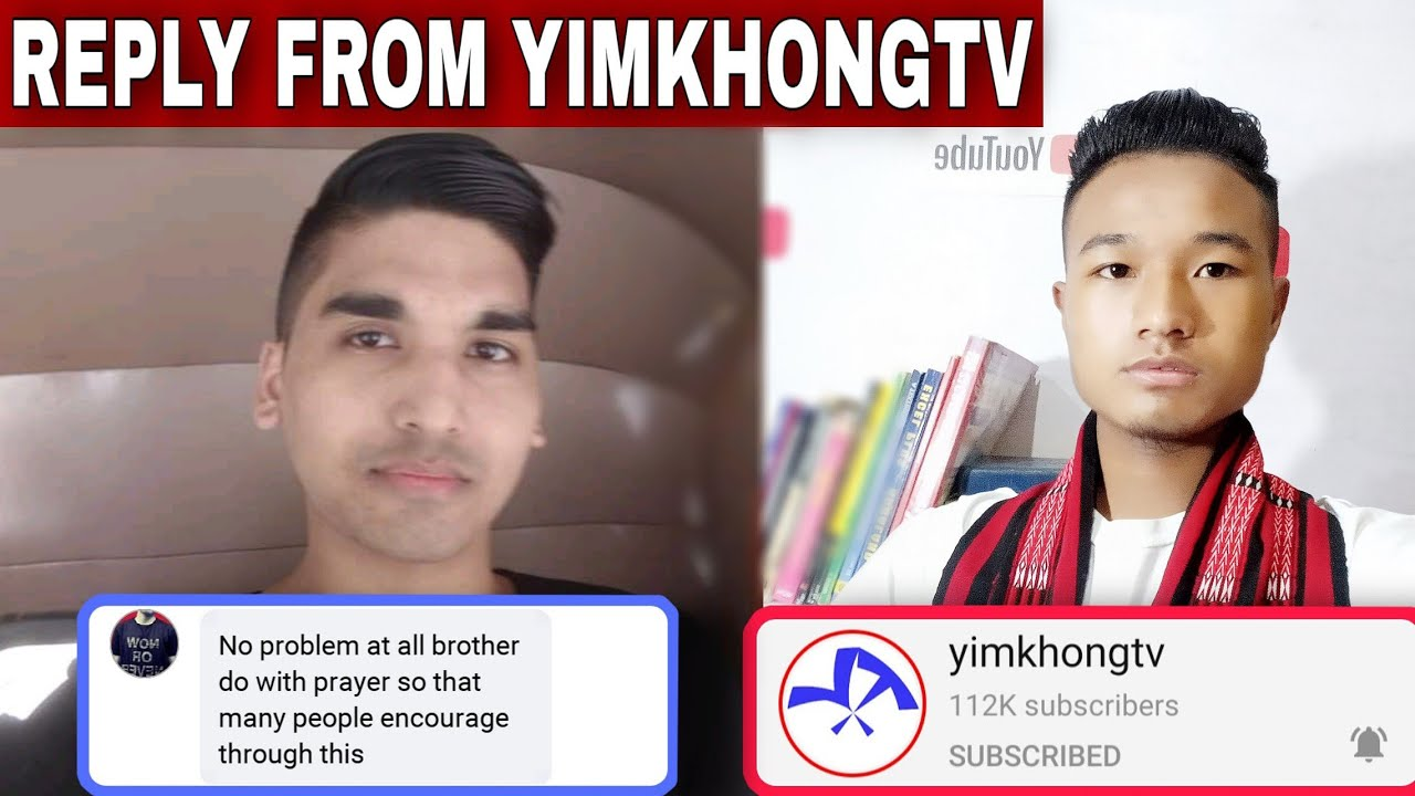 Reply from #yimkhongtv | yimkhongtv will no more be a news channel? | Honnyei Wilson