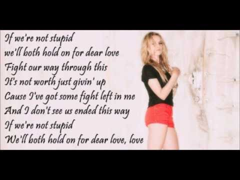 Bridgit Mendler - Hold On For Dear Love