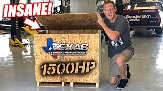 Introducing Leroy's NEW 1500+hp Engine... IT'S INCREDIBLE!!! + Major Cage Upgrade!