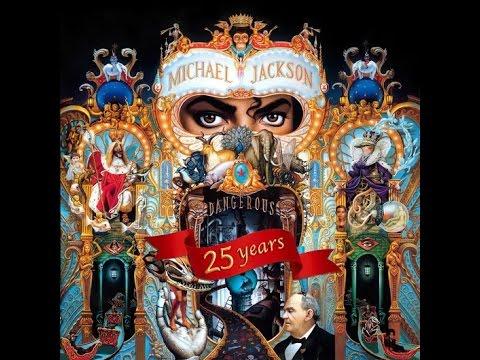 Michael Jackson - Dangerous Review! 25 Year Anniversary!