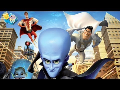 MEGAMIND : Ultimate Showdown | FULL MOVIE GAME | PimPamPum KIDS HD