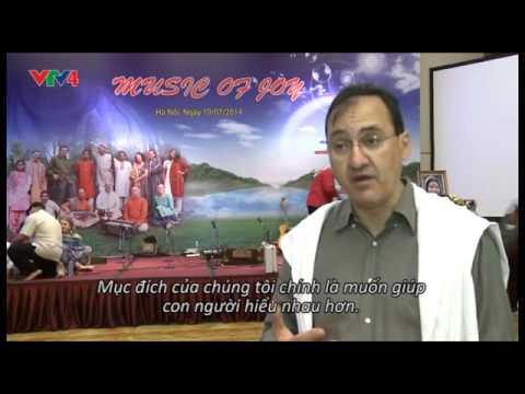 Sahaja Yoga Tour of Vietnam  Hanoi TV New Clip