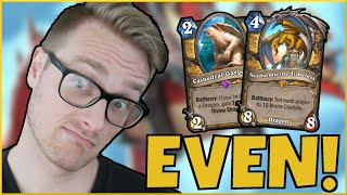 EVEN PALADIN is BACK! (🐉 Now with MORE DRAGONS 🐉) | Descent of Dragons | Wild Hearthstone