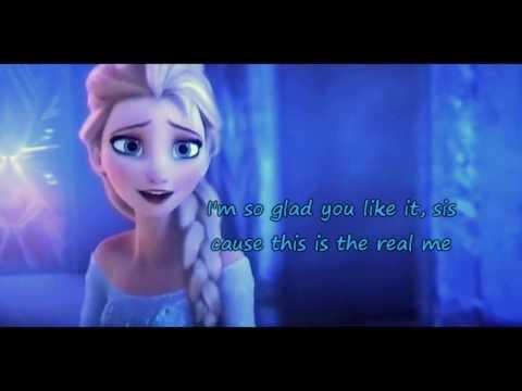 Life's Too Short ~ Karaoke (Outtake) Sing As Elsa