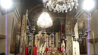 Армения Эчмиадзин(воскресная литургия через неделю поле Пасхи часть 1., 2011-06-06T16:57:08.000Z)