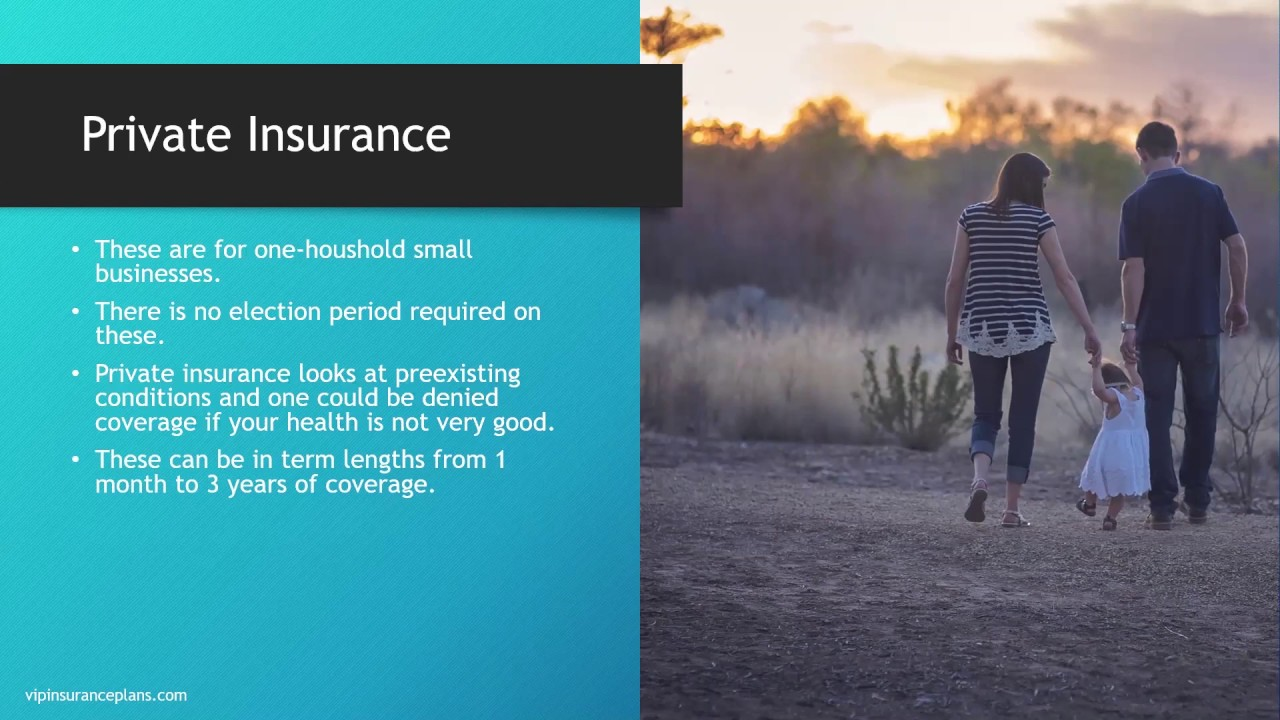 What Options Do I Have For Health Insurance When I Start A ...