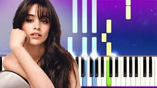 Camila Cabello - First Man (Piano Tutorial)
