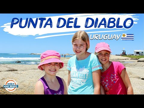 Punta del Diablo Uruguay | 80+ Countries w/3 kids