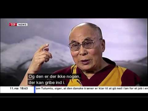 The Dalai Lama I interview in Copenhagen | February 2015