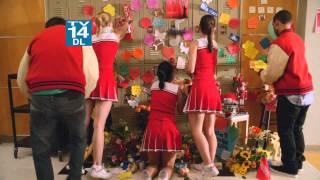"Glee | 5x03 Promo ""The Quarterback"" [Subtitulado Al Español] Cory Monteith/Finn Hudson Tribute [HD]"