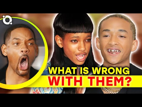 6 Disturbing Things We Ignore About Will Smith's Kids | ⭐OSSA