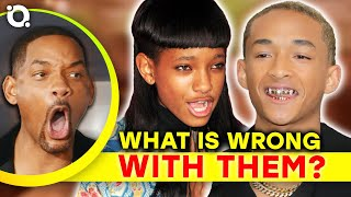 6 Disturbing Things Wę Ignore About Will Smith's Kids | ⭐OSSA