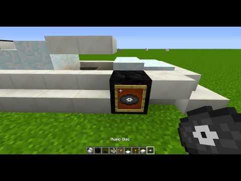 minecraft bugatti veyron tutorial youtube. Black Bedroom Furniture Sets. Home Design Ideas
