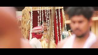 AMRUTHA + VIPIL  Wedding highlight   EVENT By Atham Wedding Hub