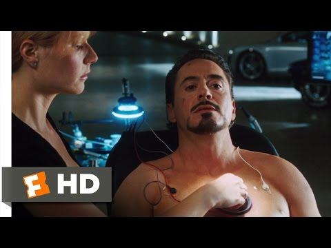 Iron Man (5/9) Movie CLIP - Is It Safe? (2008) HD
